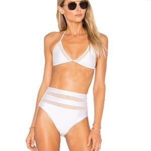 Lovers + Friends bikini set